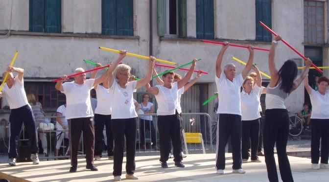 Ginnastica San Giorgio in Bosco